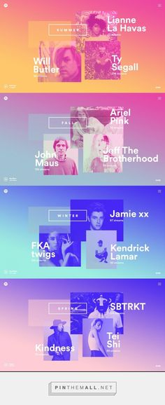 Stinkdigital - Spotify - Year in Music 2015