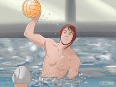 Understand the Rules of Water Polo share this with parents new to the sport