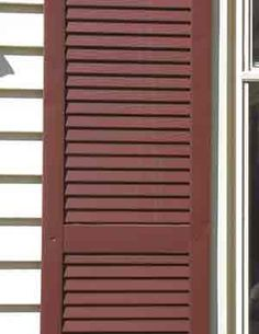 Historic Wood Shutters vs Vinyl Shutters - OldHouseGuy Blog