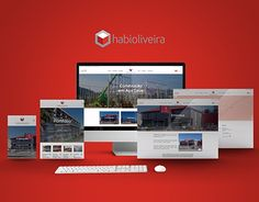 "Check out new work on my @Behance portfolio: ""Website HABIOLIVEIRA"" http://be.net/gallery/47523271/Website-HABIOLIVEIRA"