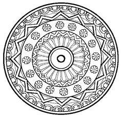 Art Therapy Mandalas Alot To Choose From Great Stress Therapy