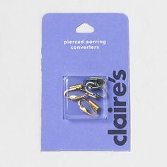 pierced earring converters