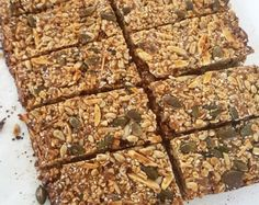 Hey Guys! So below is a great recipe for homemade muesli bars! These are ALOT better than the crap you can buy at the shops full of sugar! I added protein powder to these so they can be a great post-workout snack! Just remember even though these are healthy they are also full of healthy …