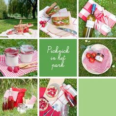 #picknick #garden | Dille & Kamille