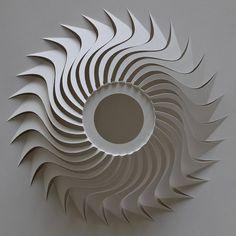 Yoshinobu Miyamoto, origamic architecture free paper torus template on Pop Up Paper. http://popuppaper.blogspot.co.uk/2012/11/prof-yoshinobu-miyamoto.html