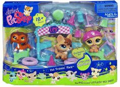 Littlest Pet Shop Figures...