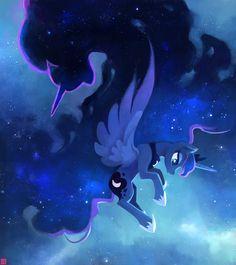 --- My other MLP p. Princess Cadence, My Little Pony Princess, Princess Celestia, Mlp My Little Pony, My Little Pony Friendship, Celestia And Luna, Nightmare Moon, Little Poni, Mlp Fan Art