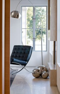 Viewsite Drive Residence, West Hollywood. Interior design by Studio Munge.