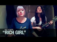 Larkin Poe - Rich Girl (Hall & Oates Cover) - YouTube