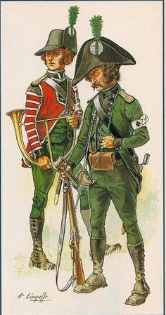 Cacciatori della legione Mirabeau