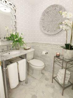 Luxurious baths designed by HGTV stars