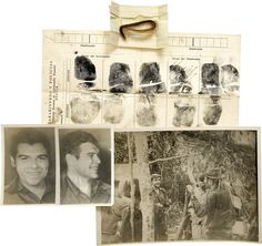 Five Sets Of Fascinating Fingerprints Ernesto Che, Guerrilla, Popular Culture, Photo Wall, Auction, Victoria, Fingerprints, Cuba, Hair