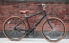 Norte-americano cria bike que não precisa de manutenção