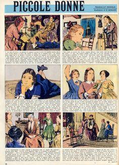 Corrierino e Giornalino: Piccole donne