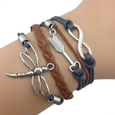 Pretty Arm Party Bracelet Stack