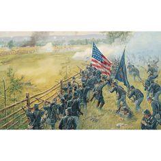 Dale Gallon - 8th Ohio at Gettysburg