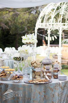 NiQi Living Luxe Tea Table @Nazmira Saloojee Saloojee Saloojee's wedding | secretsandstilettos.com