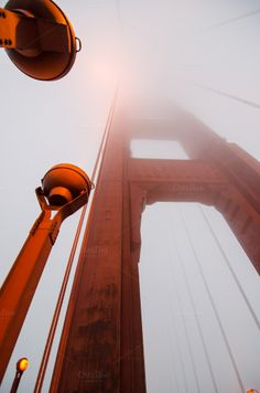 Check out Lights, Tower, Fog by Catchline Studios on Creative Market