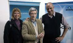 Con Ricardo Palmieri, un Maestro.