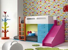 Diseño y Descanso para el hogar: Habitación infantil