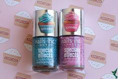 Nails Inc. London Sprinkles Edition