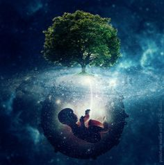 Rebirth in the Earth Spirit will help you to find your true place in your Life, in Earth, in the univers