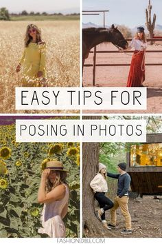 How to Pose in Travel Photos Naturally and Creatively – Grace J Silla – Photographer & Luxury Travel How to Pose in Travel Photos Naturally and Creatively easy tips for posing in photos Nature Photography Tips, Digital Photography, Photography Poses, Travel Photography, Photography Classes, Family Photography, Photography Business, Photography Outfits, Happy Photography