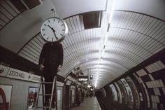 Going Underground, Bob Mazzer