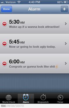 my kind of alarm