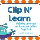 This helicopter themed product combines 4 Literacy Stations into 1. It also allows you to integrate it into RTI stations, Daily 5, morning work, Li...