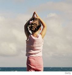 Focus and relax children through kid-friendly Yoga moves. Doing Yoga can increase attention towards learning and helps to calm kids down.