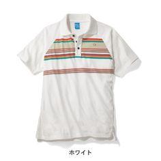 メンズ クラシックポロシャツ