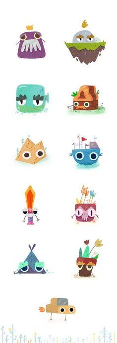 Character-guys!