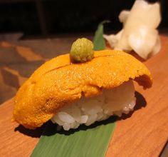 #jabistro SP @jabistro222: 'uni' sea urchin boston #jabistro #bestsushi #toronto #japanese #restaurant #sake #bistro #sashimi #sushi #foodie #foodporn #canada #finedining #chef #fresh #best #tapas #bar #pub #カナダ #刺身 #炙り #aburi by jabistro222