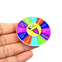 Truth Or Dare Drinking Games Fidget Spinner Hen Girls Do Night Party Boys Stag Party Wholesale, Truth And Dare, Bachelorette Party Supplies, Hen Party Games, Hens Night, Hand Spinner, Drinking Games, Cool Toys, Give It To Me
