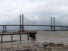 Ponte Construtor João Alves, que liga Aracaju a Barra dos Coqueiros (Ilha de Santa Luzia)