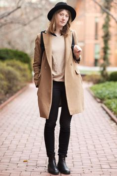 Winter Outfit Inspiration From 15 Stylish NYC Students   Teen Vogue