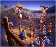 The Crucifixion of Three