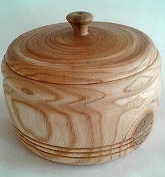 Шкатулка из ясеня - Фотографии | Эко посуда из дерева