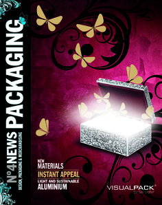 Cover News Packagin nº4 Design/Printing: VisualPack