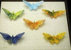 How to Make Paper Origami Butterfly | www.FabArtDIY.com LIKE Us on Facebook ==> https://www.facebook.com/FabArtDIY