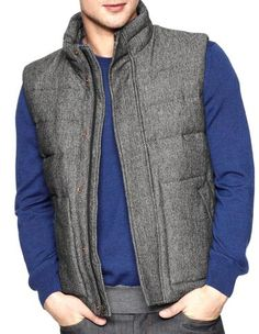 Gap Puffer Vest 2012 - Best Puffer Jackets for Men - Esquire