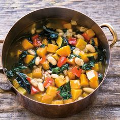 Fall Vegetable Soup