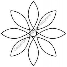 Windrad Blume 5″