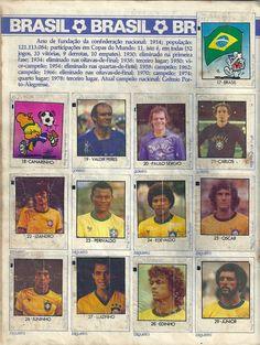 Brasil - Copa do Mundo Espanha 1982