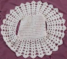Sweet Nothings Crochet One piece Easy bolero - (Child & adult sizes)
