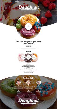 Confectionary Website Template #bakery #sweetshop http://www.templatemonster.com/website-templates/55613.html?utm_source=pinterest&utm_medium=timeline&utm_campaign=55613