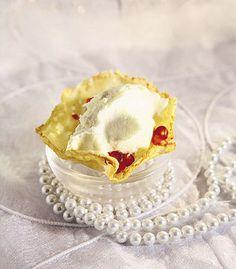 Gelato salato al parmigiano