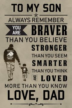 family Poster – to my son – Sibgraph Love My Wife Quotes, Father Son Quotes, Soulmate Love Quotes, Dad Quotes, Quotable Quotes, Family Quotes, Wisdom Quotes, Life Quotes, Mommy Quotes