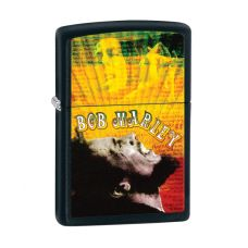 "Zippo Lighter - Bob Marley.   Zippos are the ultimate windproof lighter. All Zippo lighters carry a lifetime guarantee, promoted using the trademarked phrase ""It works or we fix it for free."" The corporate web site boasts: ""In almost 75 years, no one has ever spent a cent on the mechanical repair of a Zippo lighter regardless of the lighter's age or condition."" 6cm x 4cm. For more information please click the link or visit dotcombong.com."